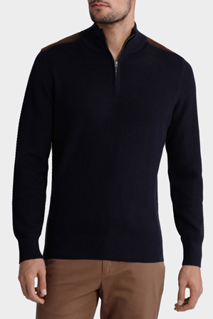 Reserve - Quarter Zip Knit