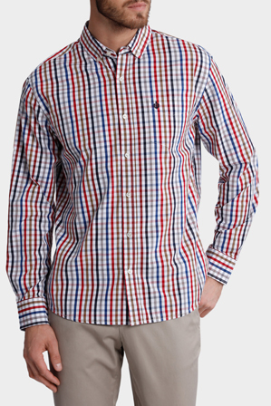 Reserve - Long Sleeve Check Shirt