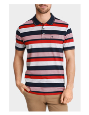 Reserve - Short Sleeve Jersey Polo