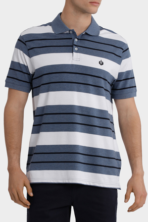 Reserve - New Stripe Polo