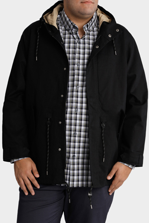 Jack Stone 3XL-7XL - The Long Line Anorak
