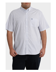 Jack Stone 3XL-7XL - Short Sleeve Print Shirt