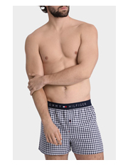 Tommy Hilfiger - Icon Woven Boxer Gingham