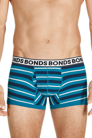 Bonds - Fit Stripe Trunk
