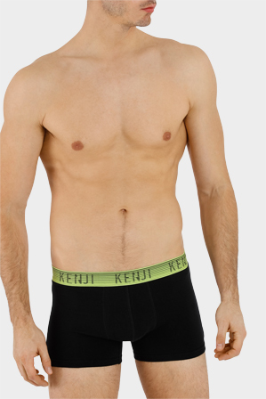 Kenji - 3 Pack Plain Trunks