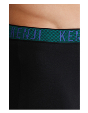 Kenji - Urban Pop Plain Trunks 3PK