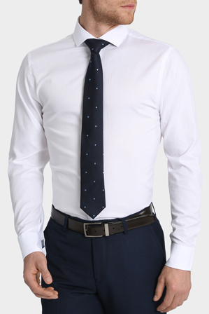Blaq - Tailored Fit Ottoman Business Shirt