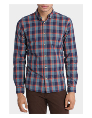 Tobin Check Long Sleeve Shirt