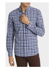 Harvey Check Long Sleeve Shirt