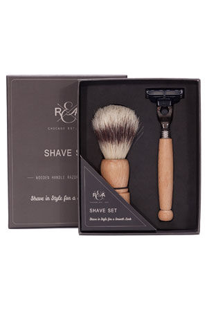 R&A - Grooming Shave Set Gift Pack