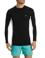 Speedo - Long Sleeve Slim Fit Sun Top