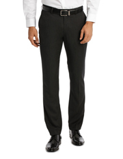 Black Pin Dot Trouser BFTSW18102