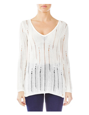 Guess - Long Sleeve Paradise Sweater Pullover
