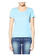 Guess - Short Sleeve Baby Crew Logo Tee