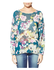 Guess - Long Sleeve Remy Popover