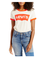 LEVI'S ® - Ringer Graphic Surf Tee