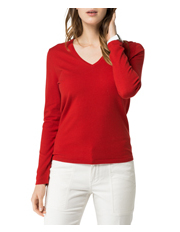 Ivy V-Neck Sweater