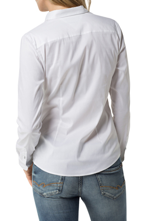 Tommy Hilfiger - Amy Cotton Stretch Shirt