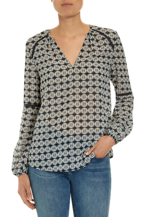 JAG - Long Sleeve Gypsy Blouse