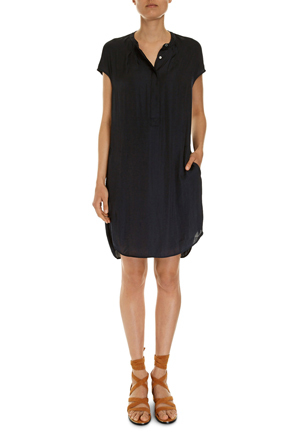 JAG - Short Sleeve Day Dress