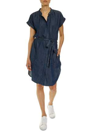 JAG - Chambray Denim Dress