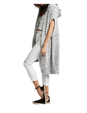Free People - Seattle Summer Vest
