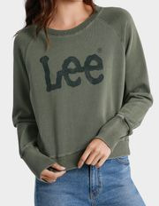 Lee - Dart Out Crew Sweater