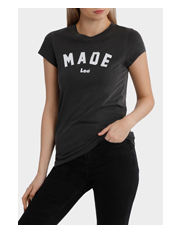 Lee - Made It Tee Black