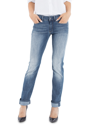 G-Star - 3301 Contour High Straight Jean