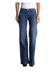 Hudson - Libby Wide Leg Sailor Jean