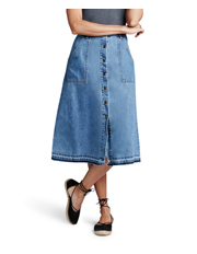 Free People - Making Me Crazy Skirt