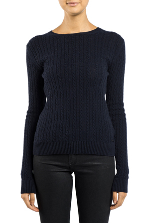 Superdry - Luxe Mini Cable Knitted Jumper
