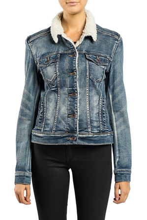 Superdry - North Denim Jacket