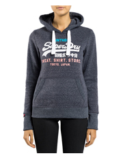 Superdry - Sweat Shirt Store Hood