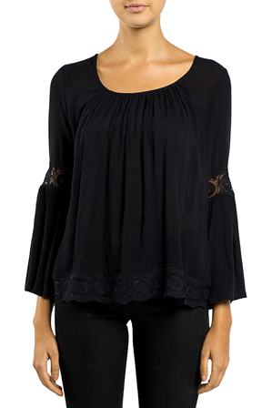 Superdry - Indianna Lacy Blouse