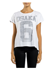 Superdry - Osaka Burn Out T-Shirt
