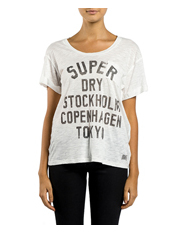 Superdry - Nordic Graphic Tee