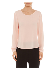 Lulu & Rose - Rivington Scoop Back Top