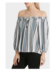 Lulu & Rose - Sara Off Shoulder Top