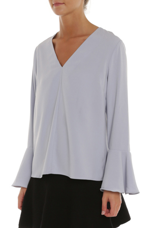 Lulu & Rose - Gully Flared Sleeve Top
