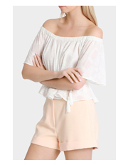 Finders - Better Days Ruffle Top