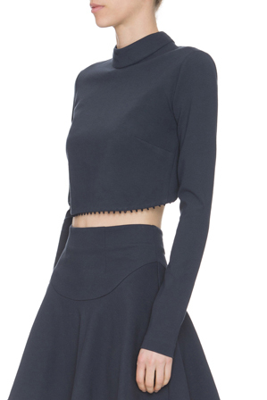 Finders - Aspects Long Sleeve Crop