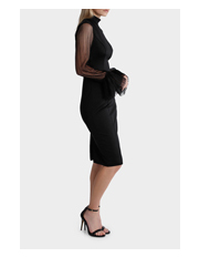 Mossman - Cast A Spell Fitted Dress