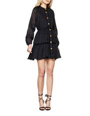 Stevie May - Cultivating L/S Mini Dress