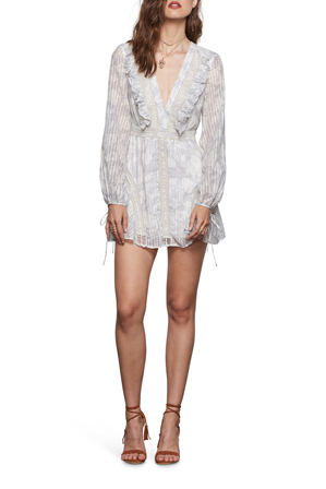 Stevie May - Bonnie L/S Mini Dress