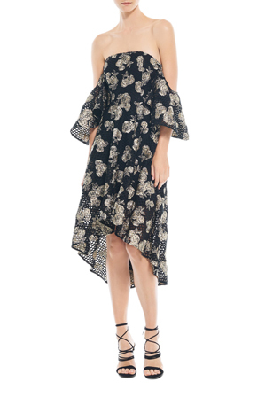 Talulah - Brazen Off Shoulder Dress