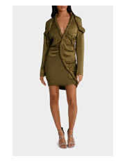 Tangled Trenches Dress
