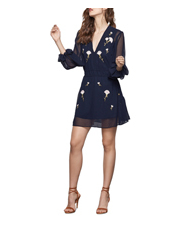 Stevie May - Substance Long Sleeve Mini Dress