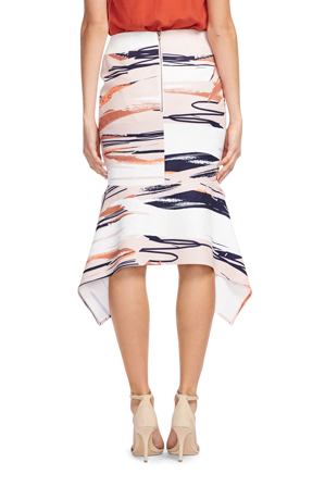 Cooper St - Sunset Nights Midi Skirt