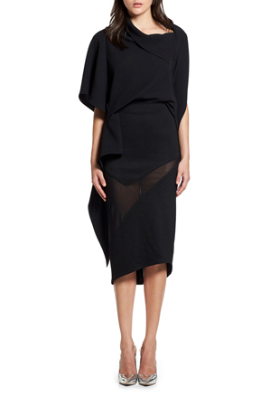 Maticevski - Protection Pencil Skirt